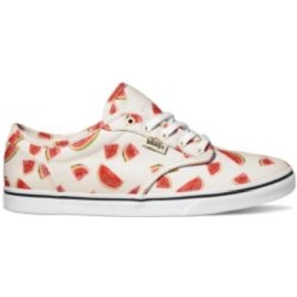 Vans Shoes | Watermelon Vans Women